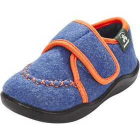 Kamik Cozylodge Shoes Kids blue-bleu